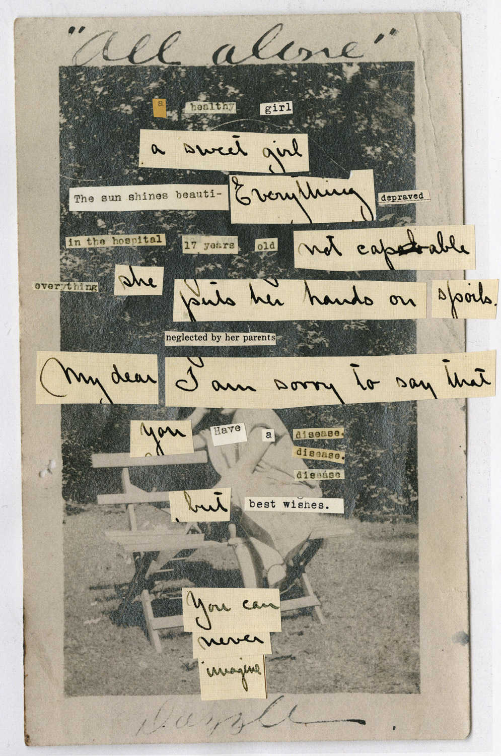Zine image by James Chaplin