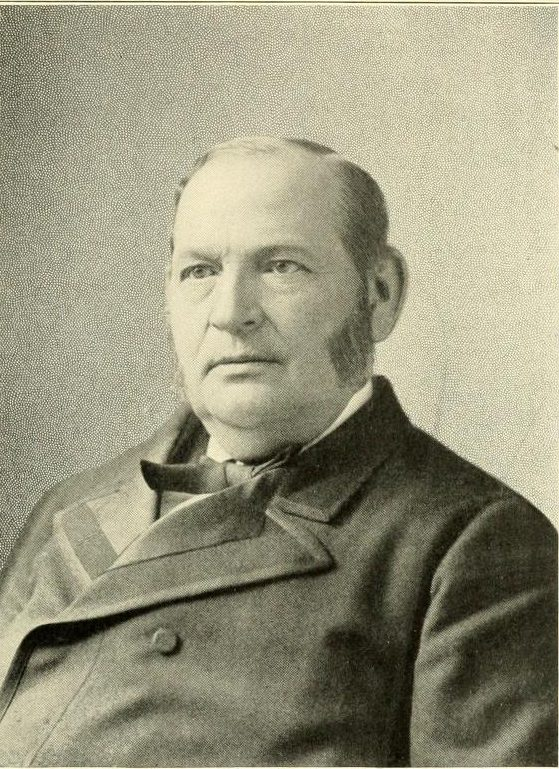 New York Governor Roswell P. Flowers