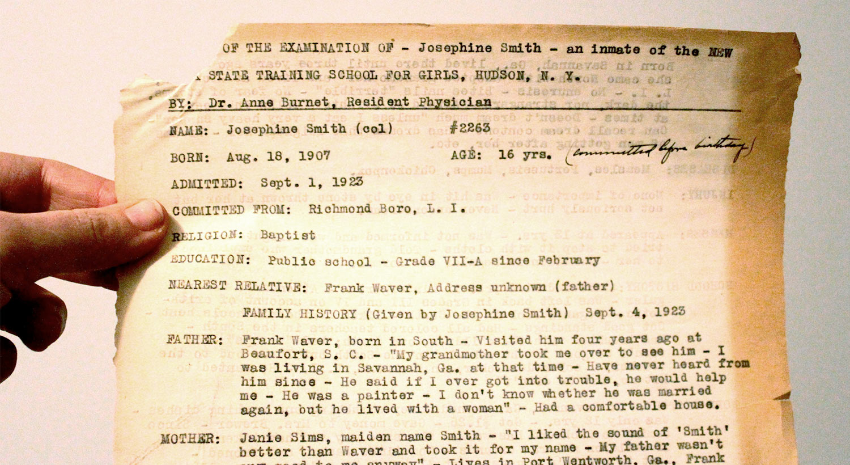 New York Prison Records Archive