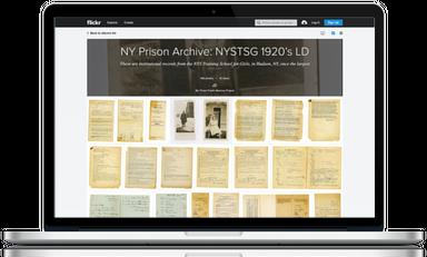 Prison Public Memory Project Digital Archive