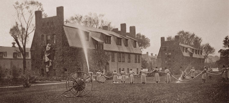 New York State Training School for Girls, Hudson NY