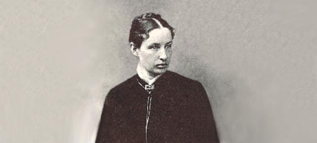 Progressive Era reformer Josephine Shaw Lowell
