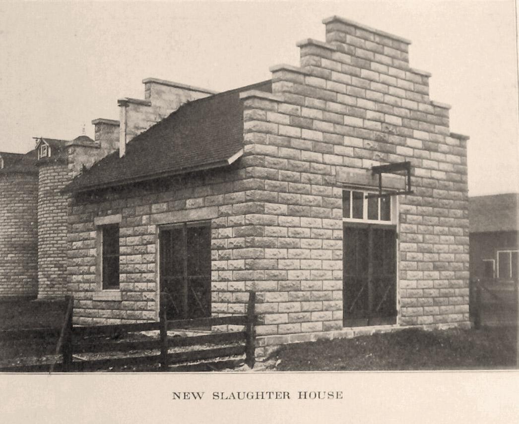 Slaughterhouse, Illinois State Reformatory