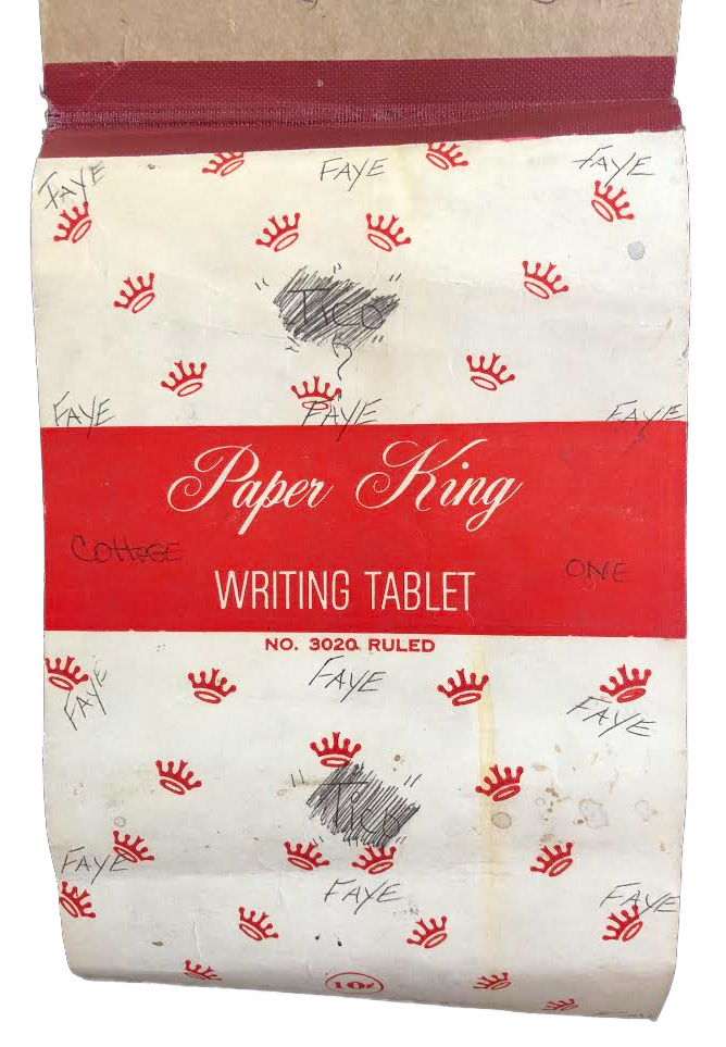 Paper King writing tablet
