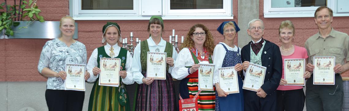 Scandia DC Uppdansning Participants: Östersund, Sweden - August 3, 2014