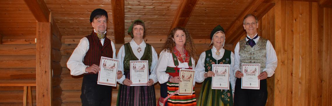 Scandia DC Uppdansning Participants: Orsa, Sweden - August 2, 2015