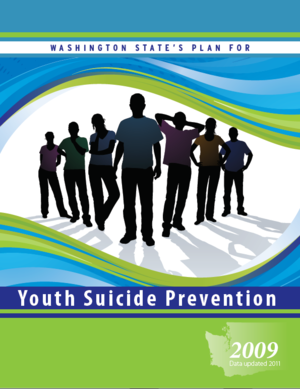 Washington State's Plan for Youth Suicide Prevention (.pdf)