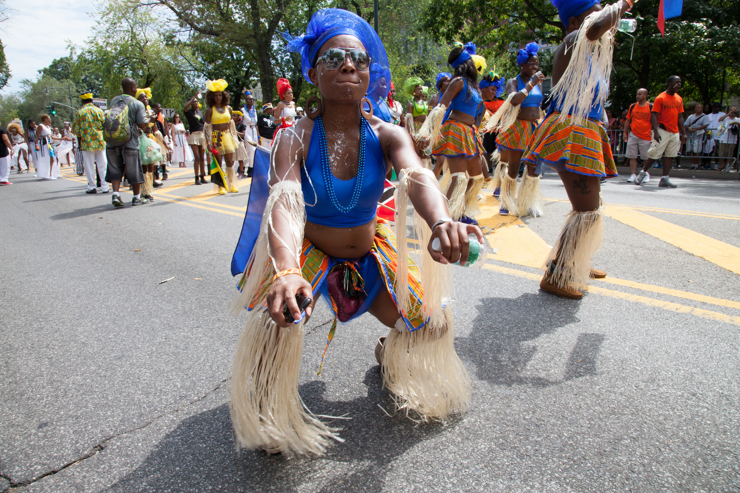 West Indian Parade NYC, sept 1, 2014