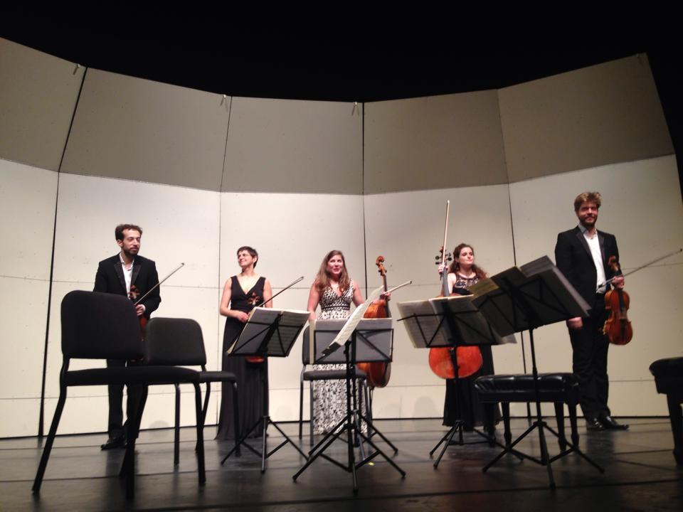 Schubert's Cello Quintet with Alisa Weilerstein