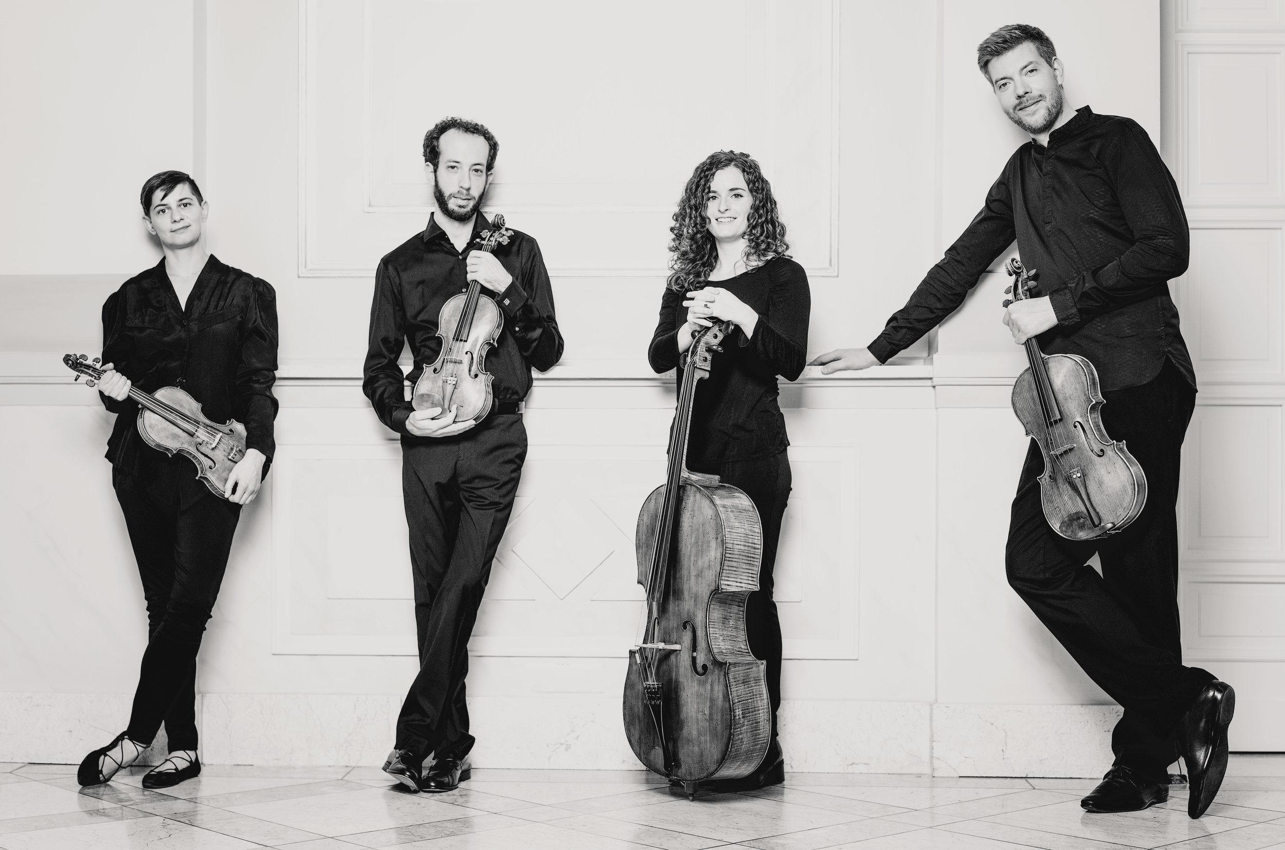 Ariel Quartet 2 (credit - Marco Borggreve).jpeg
