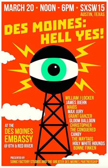 Poster by Van Holmgren