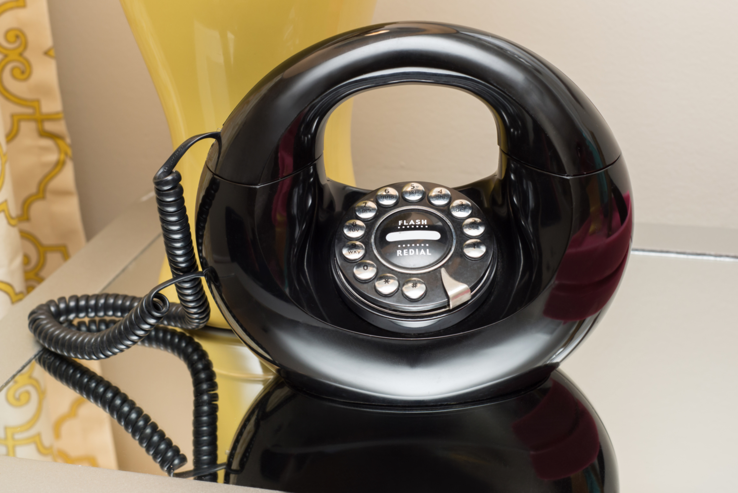 Artful Interiors Glam Entry Phone