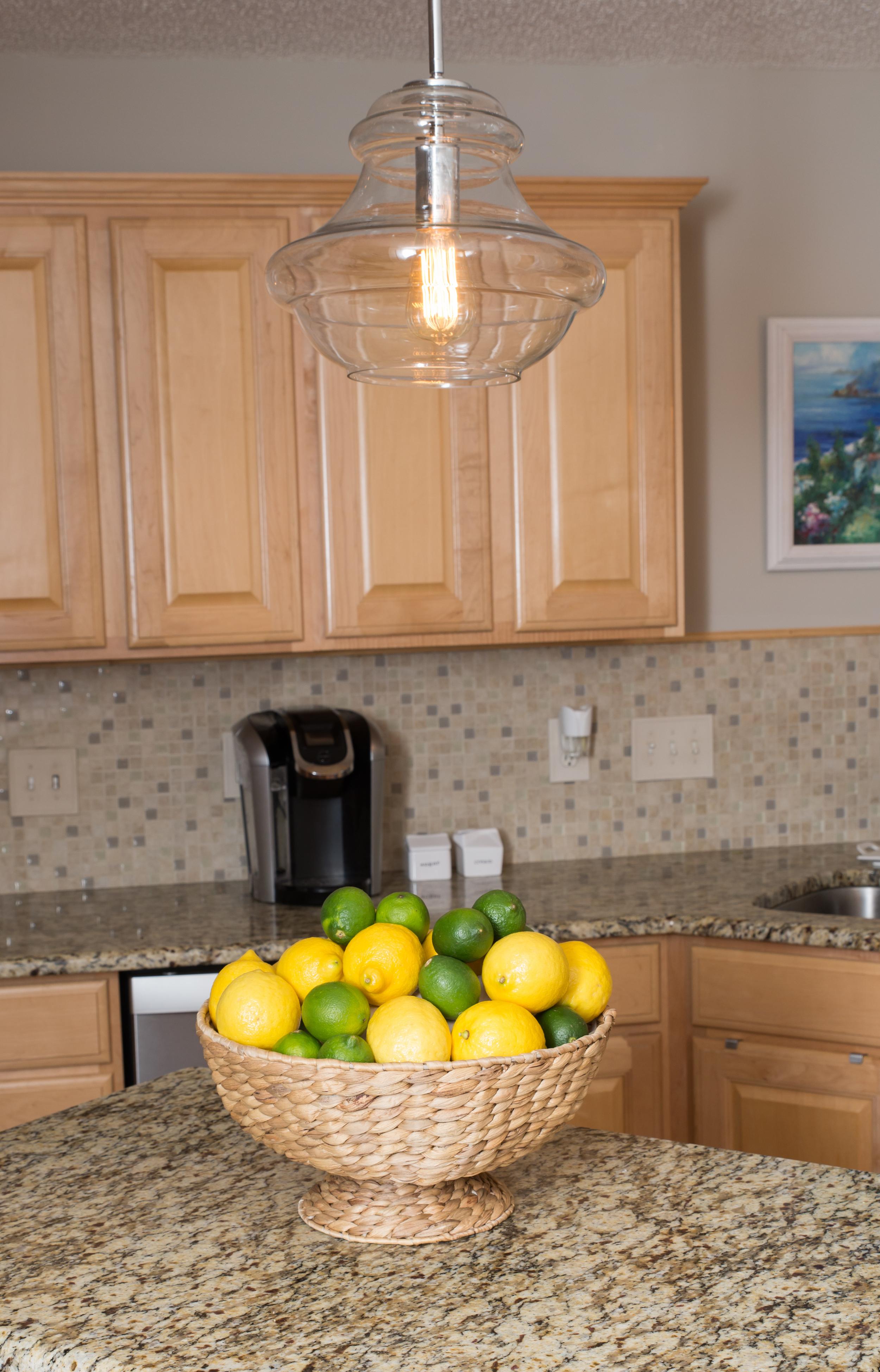 Artful Interiors Kitchen Fruit Bowl