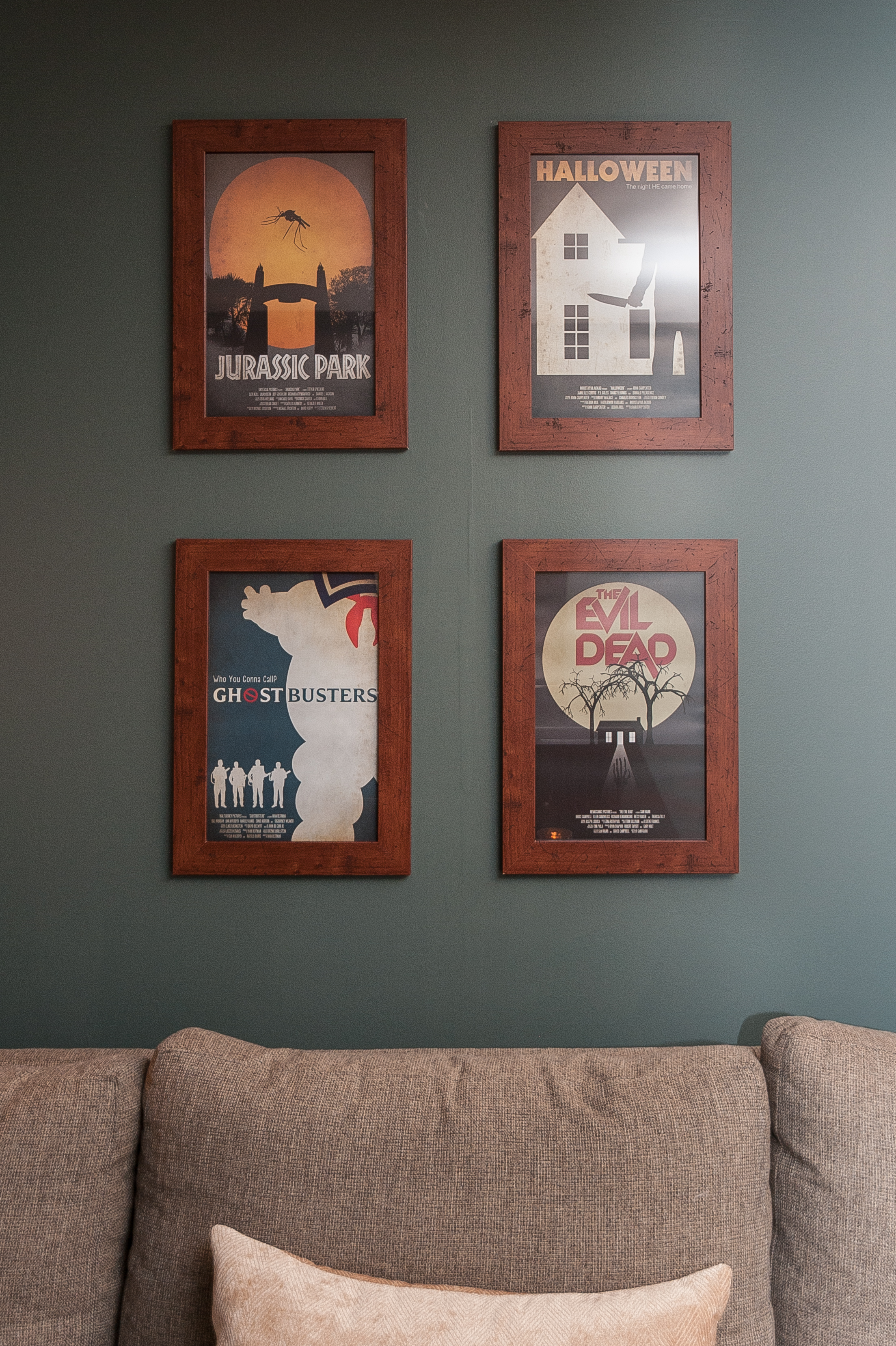 Artful Interiors - Bachelor Pad - Film Posters