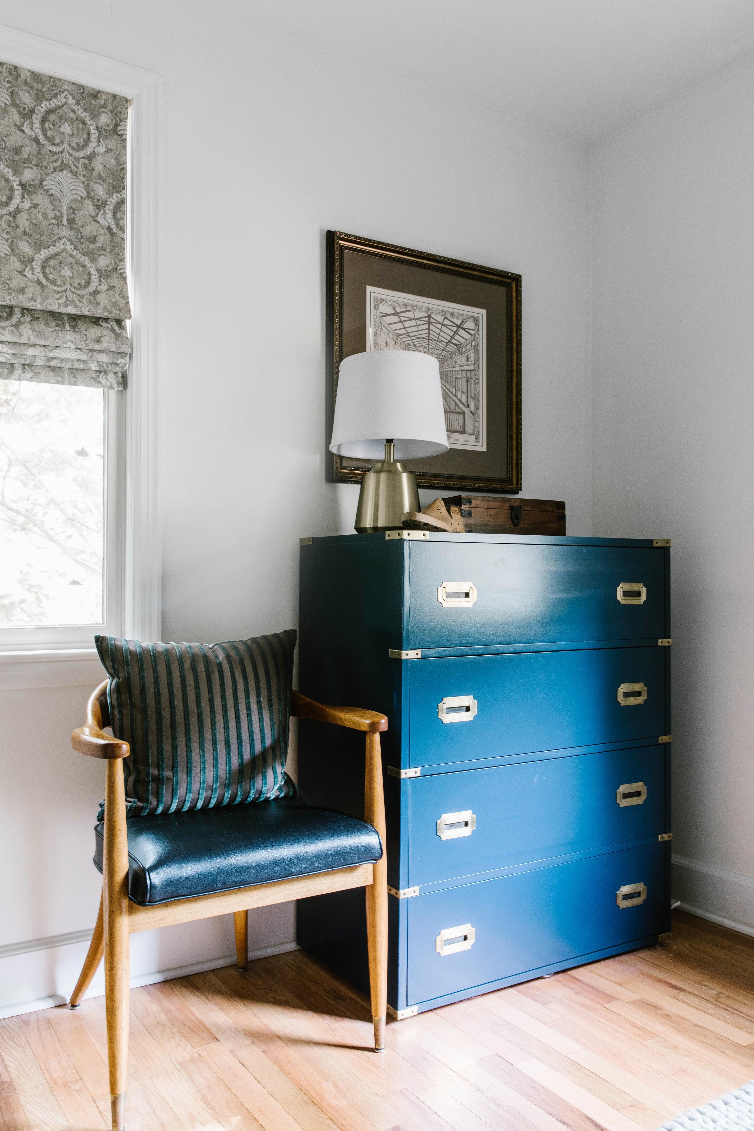 Bachelor Pad Vintage Dresser
