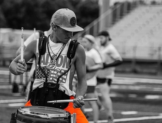 Four year EQX vet, Jakob, and 2016 Palmetto vet, Jonah, marching with Spirit Of Atlanta this summer! 📸 SOA Media