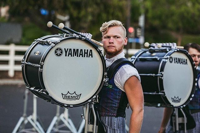 Nothing but 😍 for Roman on tour with the Cavaliers this summer!  DCI ATL is only 19 days away! 😌 📸: Cavaliers media team