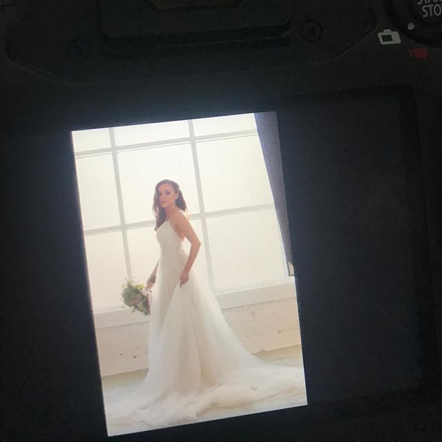 Back of the camera sneak peek of last weekends dreamy bride✨ Makeup| Rebecca Griffith Artistry  Photography| @clairerhodesphotography