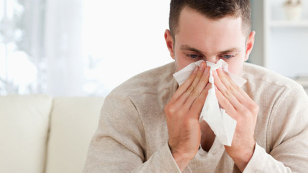 Hayfever symptoms can make you feel miserable :(