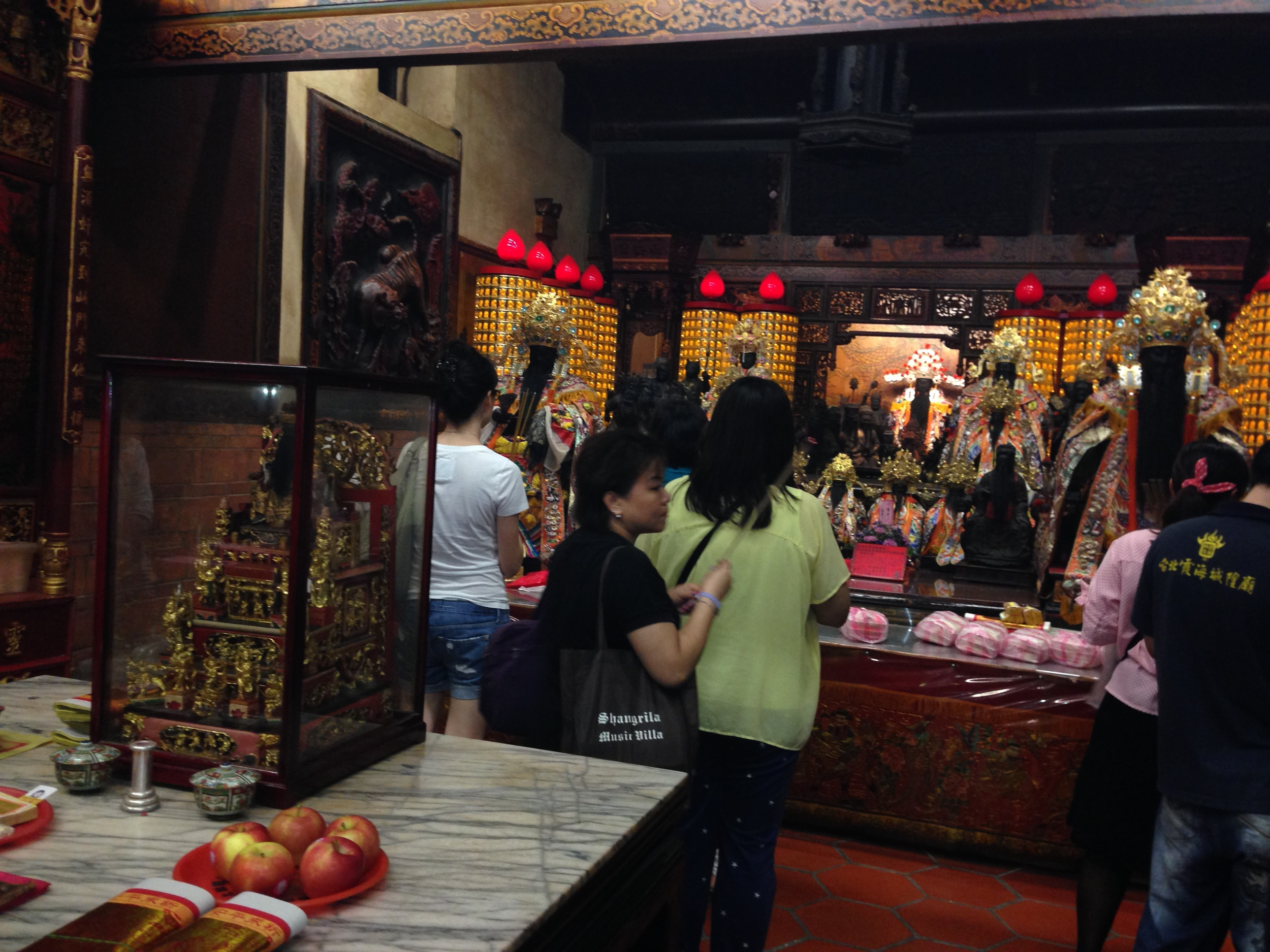 Taipei Xia-Hai City God Temple 台北霞海城隍廟   http://www.dadaocheng.tw/taipei-xia-hai-city-god-temple/2