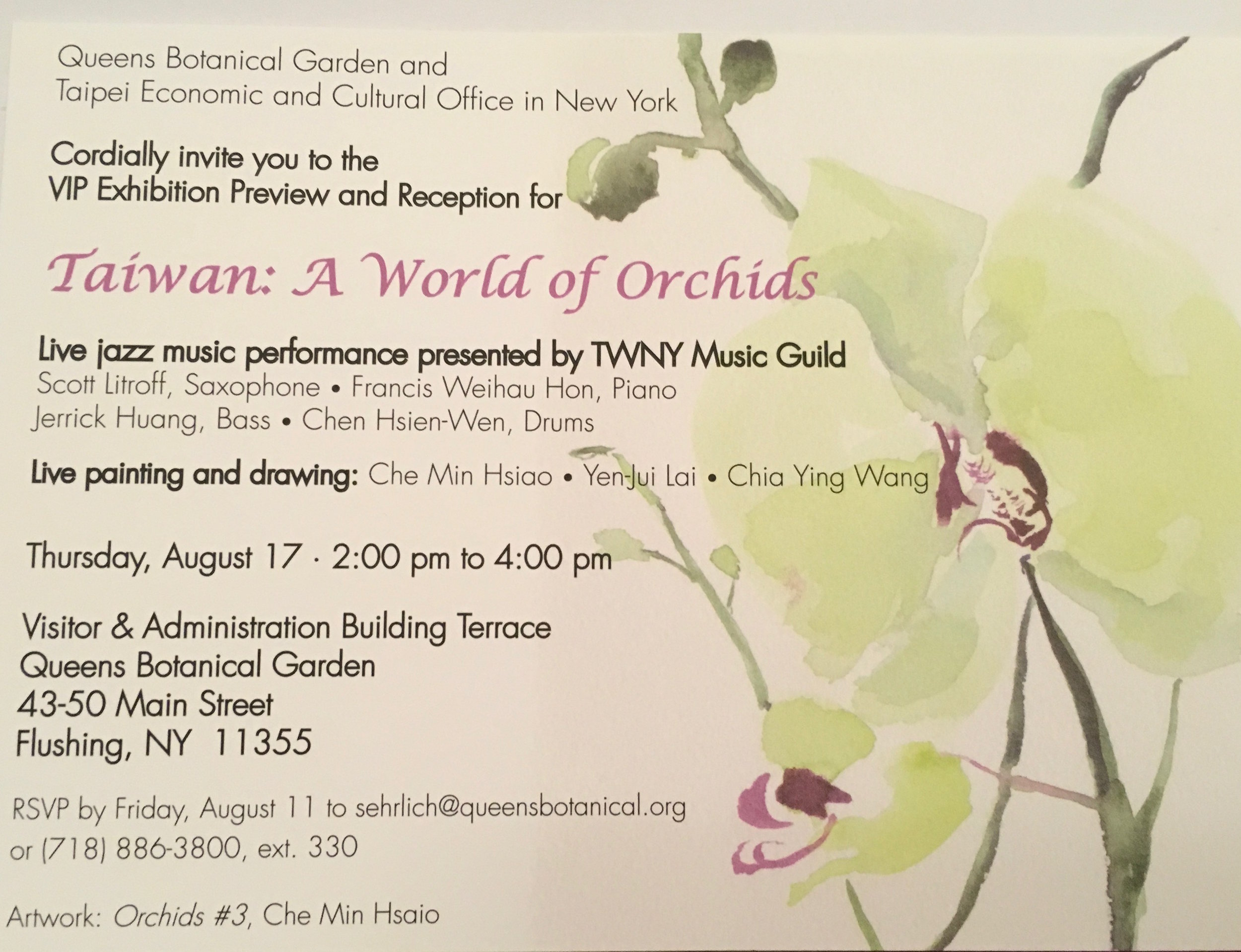 Taiwan orchids opening reception invitation cropped.jpeg