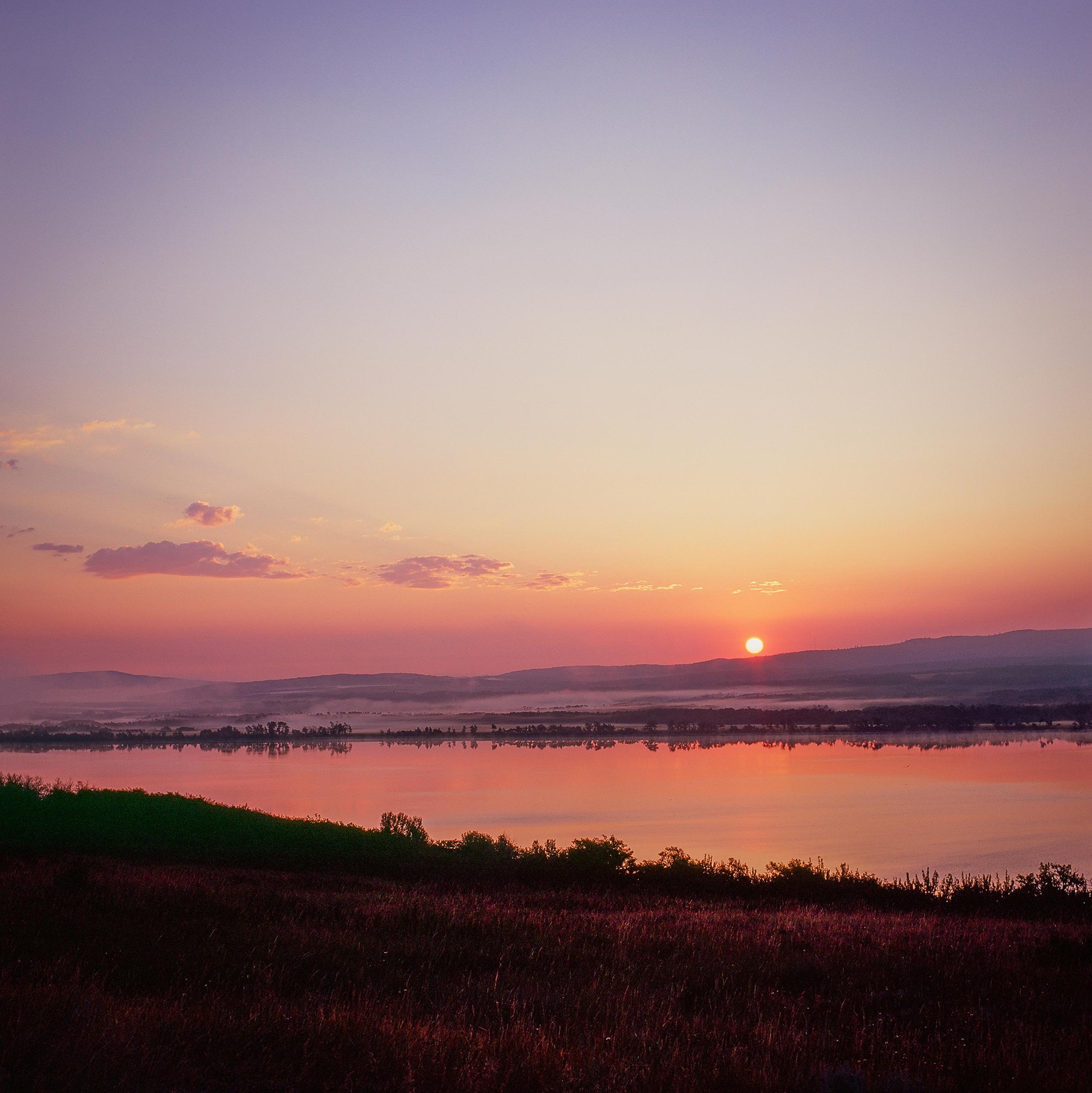 sunrise over upper waterton lake.jpg