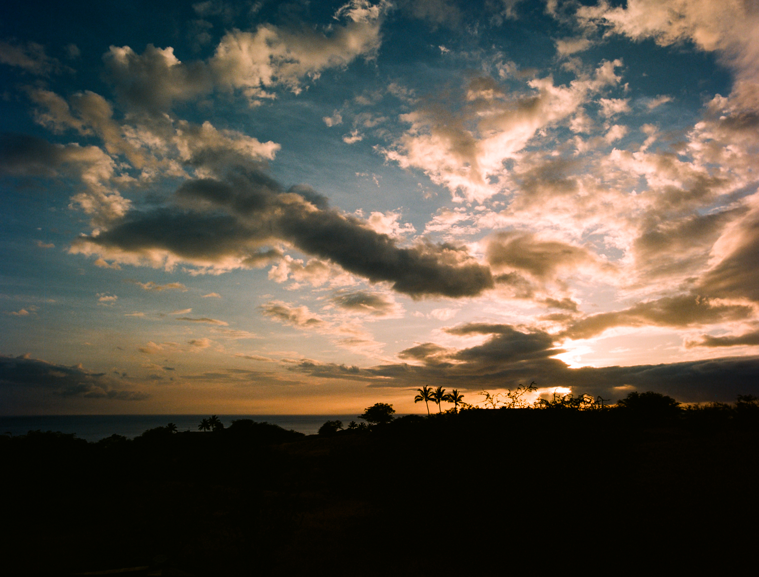 Spectacular Skies over Kohala