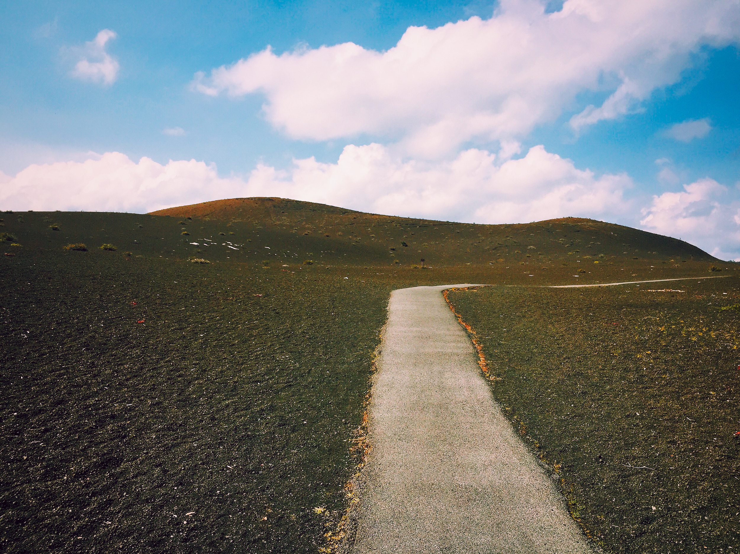 Walk the Devastation Trail at Volcanoes National Park for a mind-blowing view