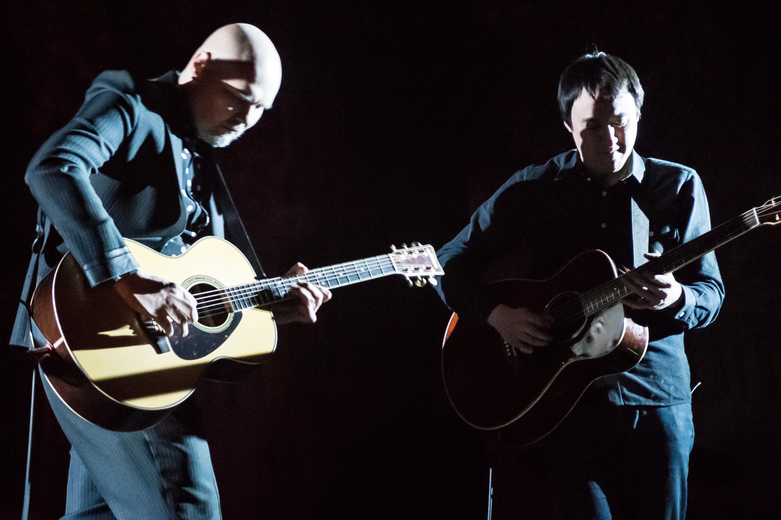 Billy Corgan & Jeff Schroeder