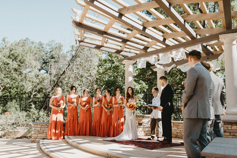 Wedding Ceremony at a Chico Wedding Venue