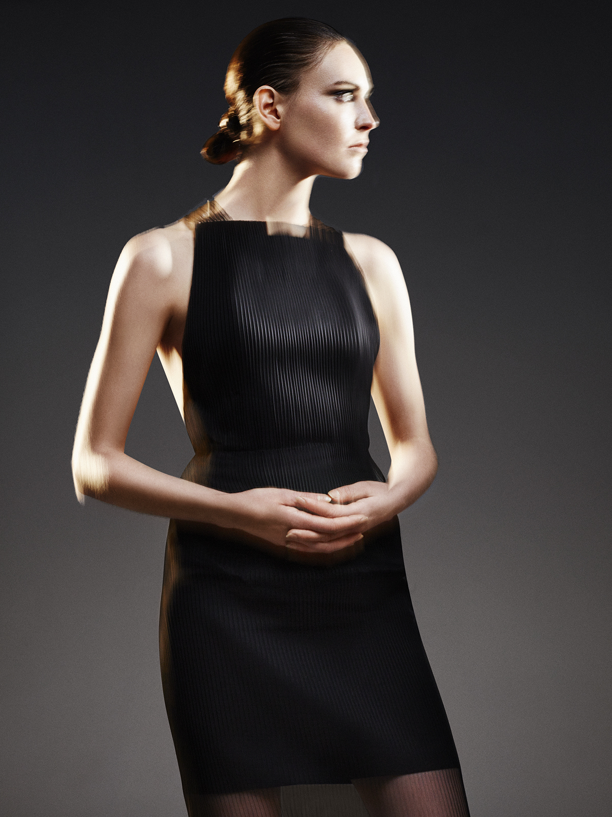 Dress by  BOSS .