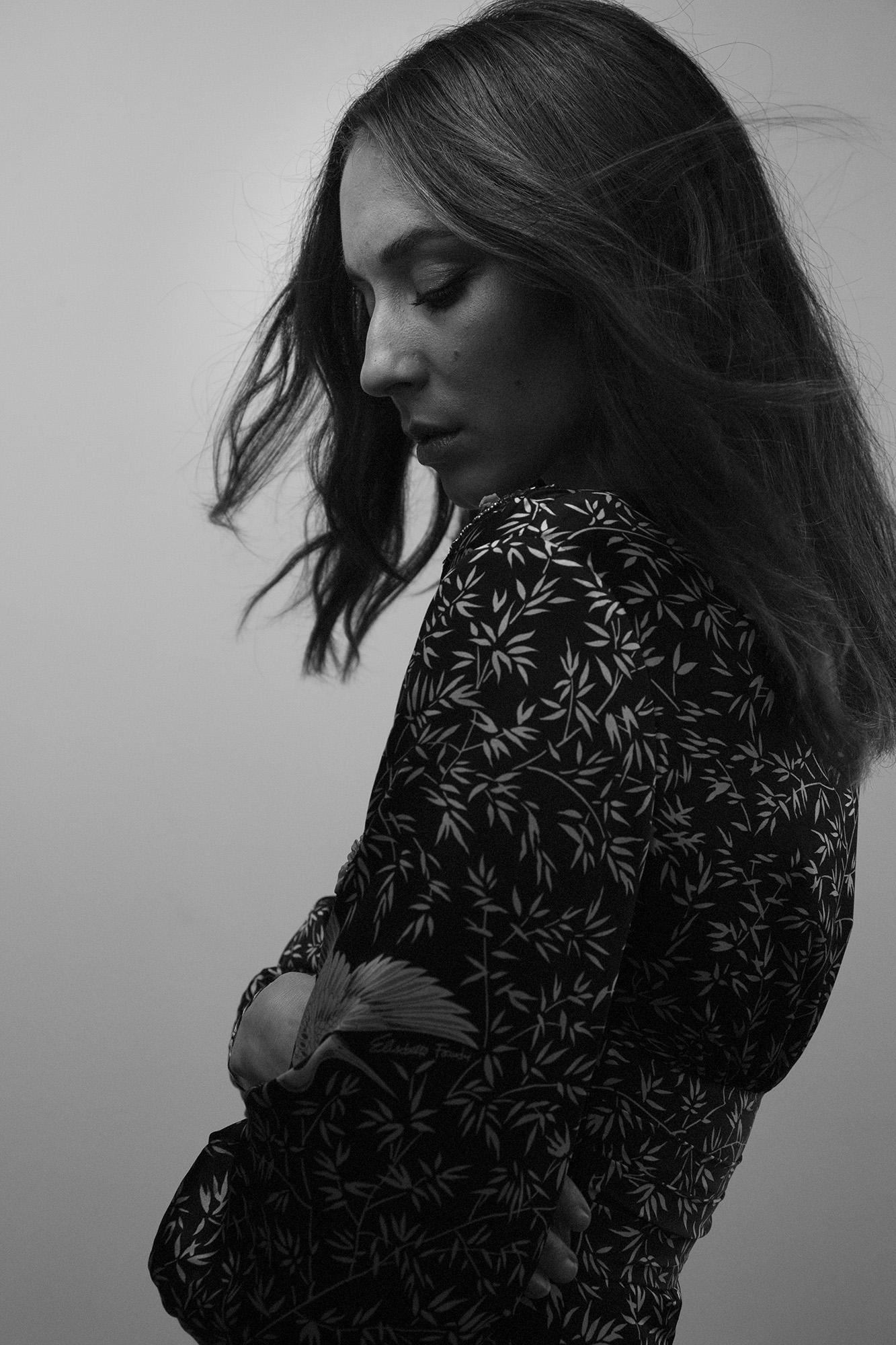 Dress by   ELISABETTA FRANCHI