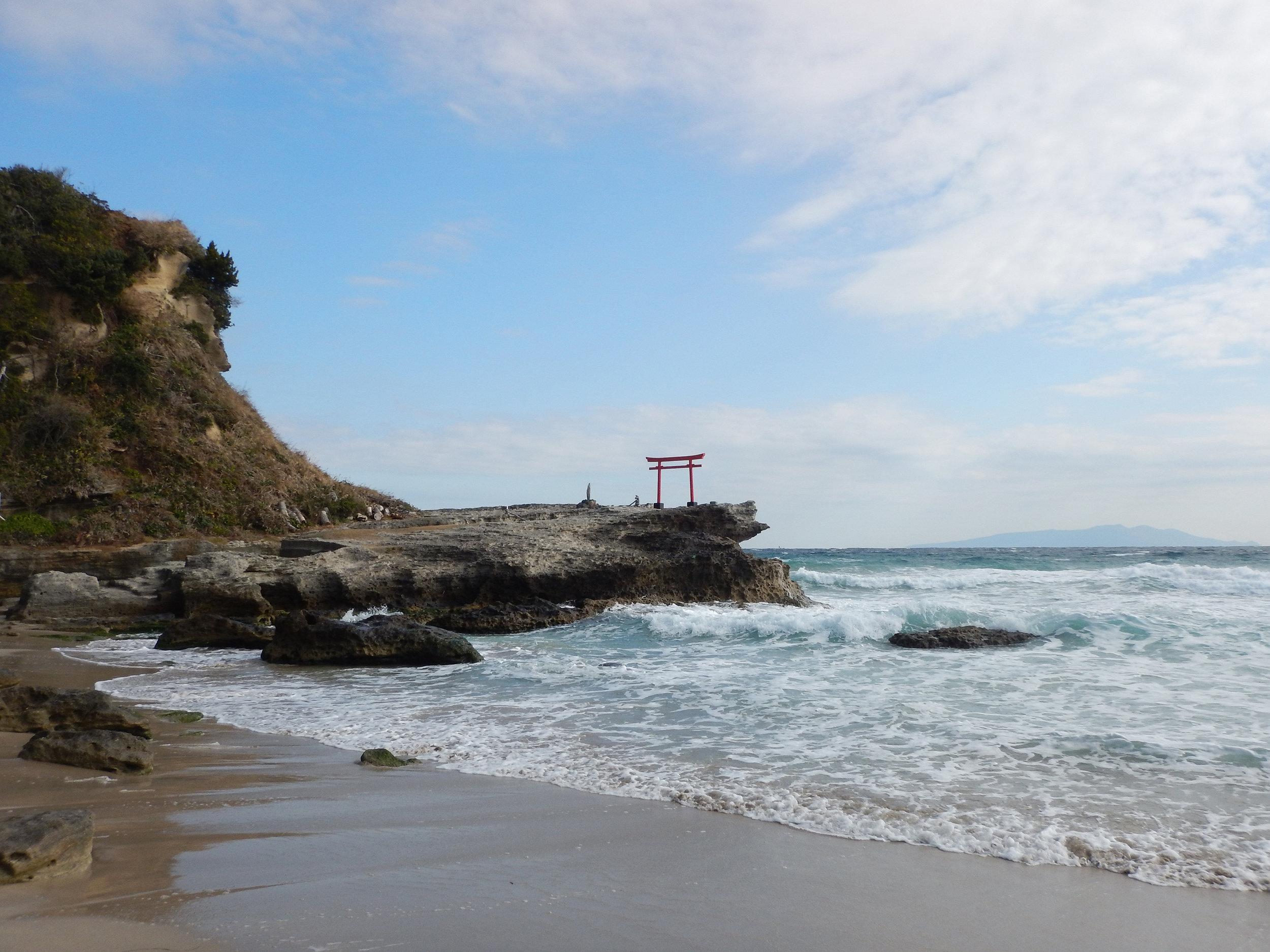 Shirahama Shrine