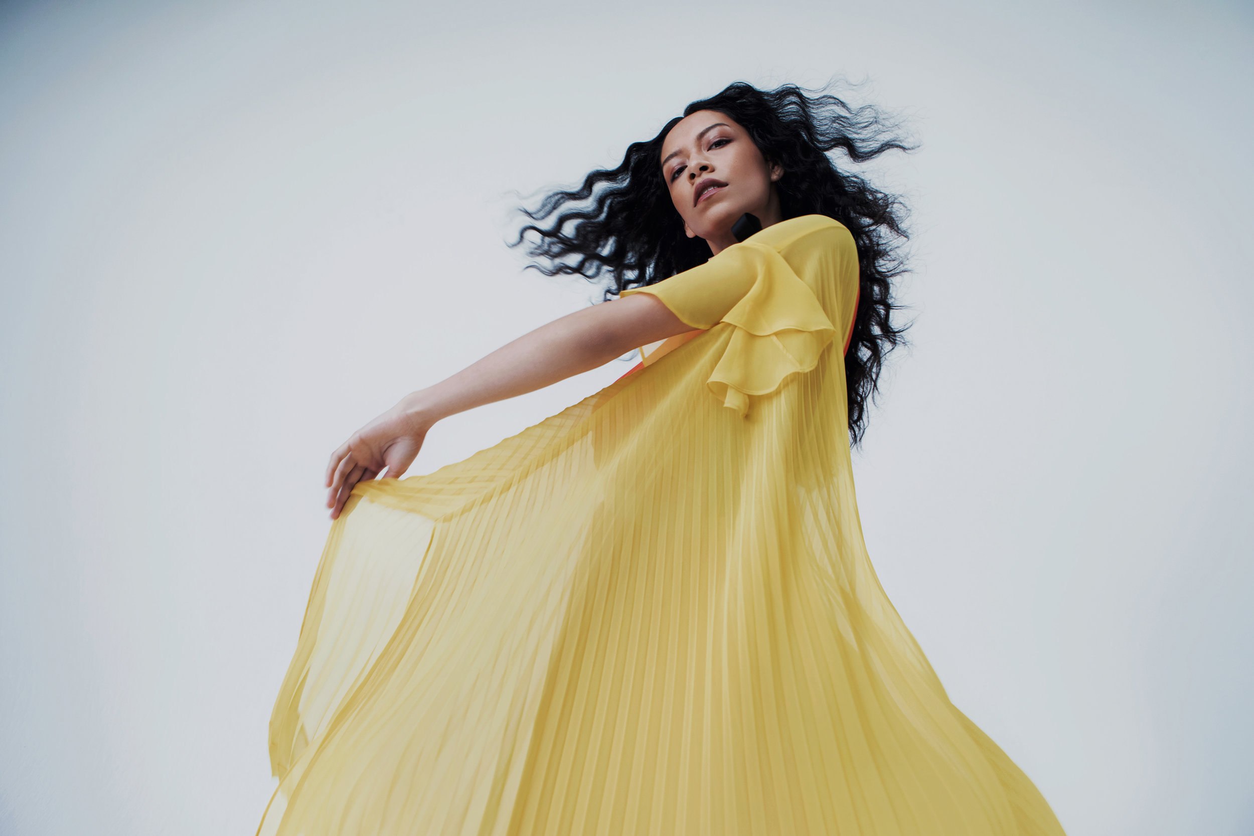 Dress by   SACAI