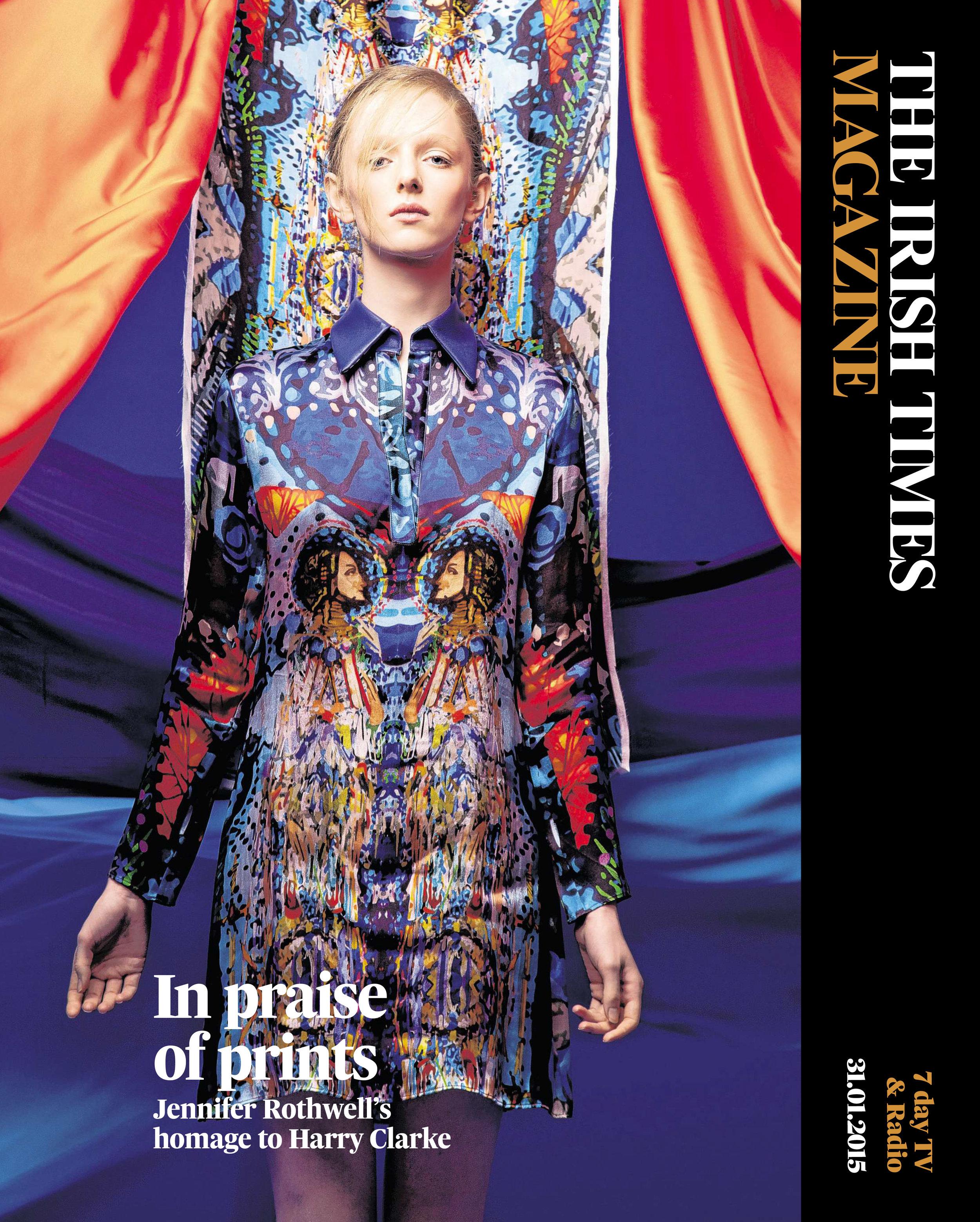 The Irish Time Magazine, February 2015