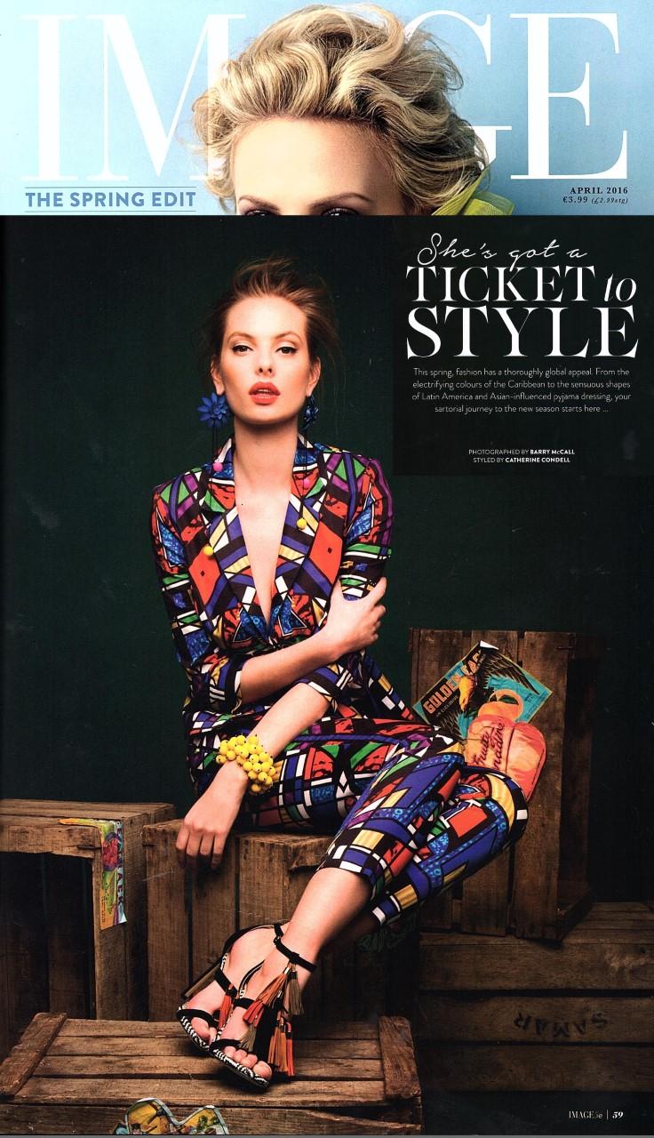 Image Magazine, April 2016