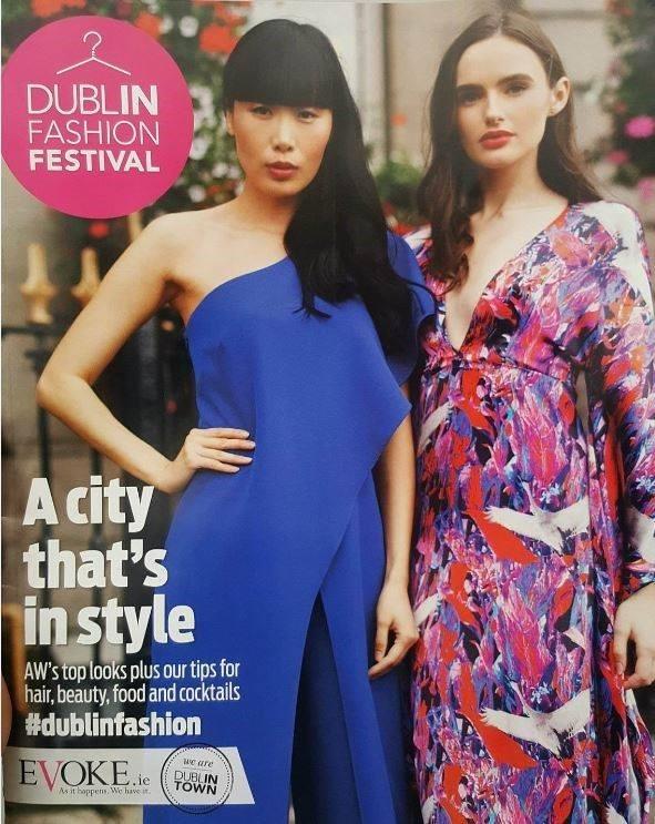 Dublin Fashion LookBook 2017