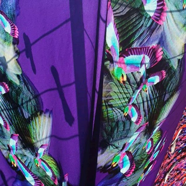Exciting prints printed ready to cut and sew. The beautiful Hummingbird print in purple and The Crane print in Red to add exciting new styles to our collection!  Dm for besopke orders for women and men! All of Jennifer Rothwell fabrics are digitally printed at her Studio in Artane reducing the carbon footprint on her products.  Visit the studio in Artane to look at the variety of garments and acessories for both men and women. Perfect gift options and more for occasion and partywear. Dm us for details and Bespoke Orders!  # butterflies #irishdesign #madeinireland #loveirishdesign #loveirishfashion #jenniferrothwell #couture # heavenonearth