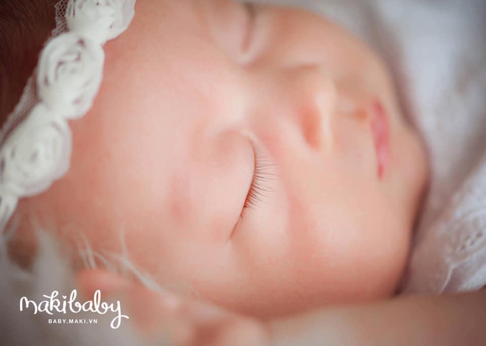 Chụp ảnh cho bé sơ sinh, Ảnh: MAKI Baby