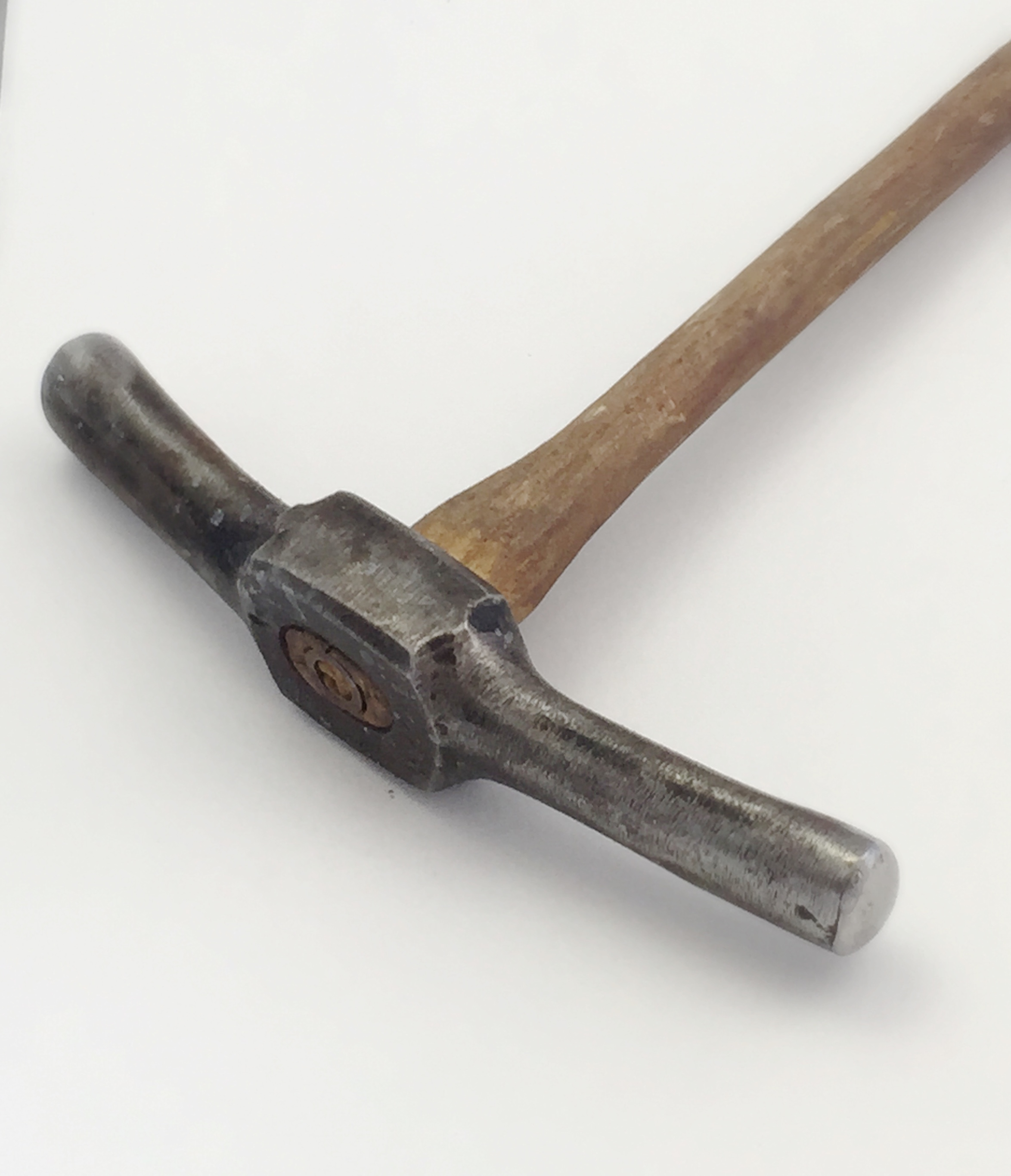 Hammer used for texture and shape