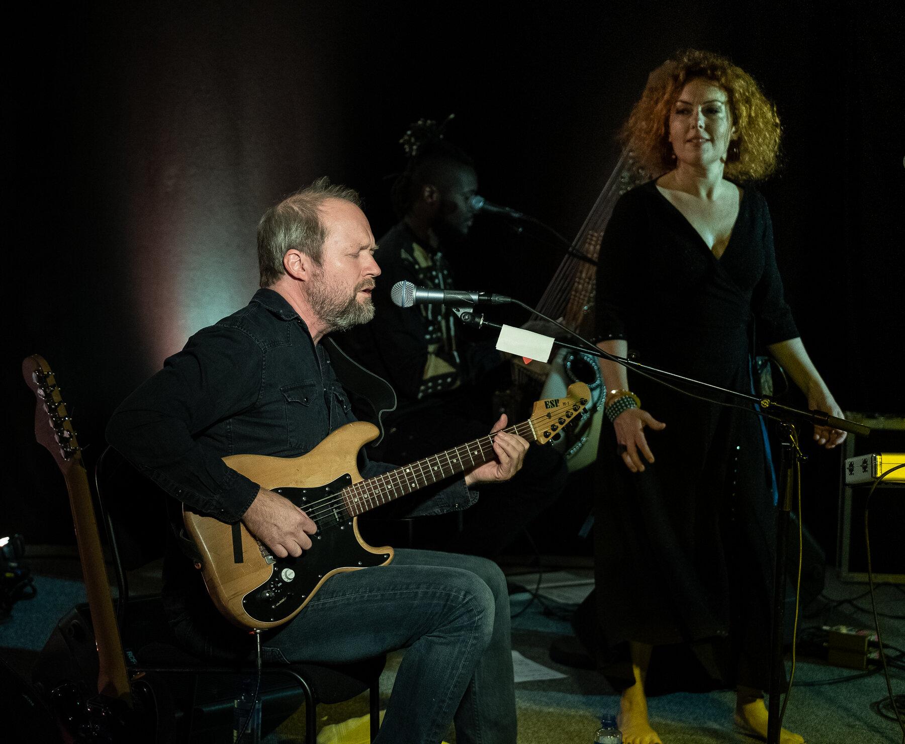 Olav Torget - Suntou Susso - Kristin Asbjørnsen