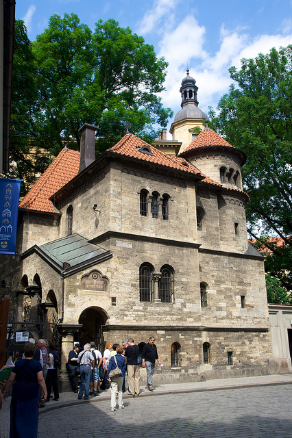 Klausová synagoga