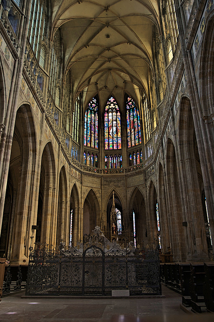 St. Vitus Cathedral HDR