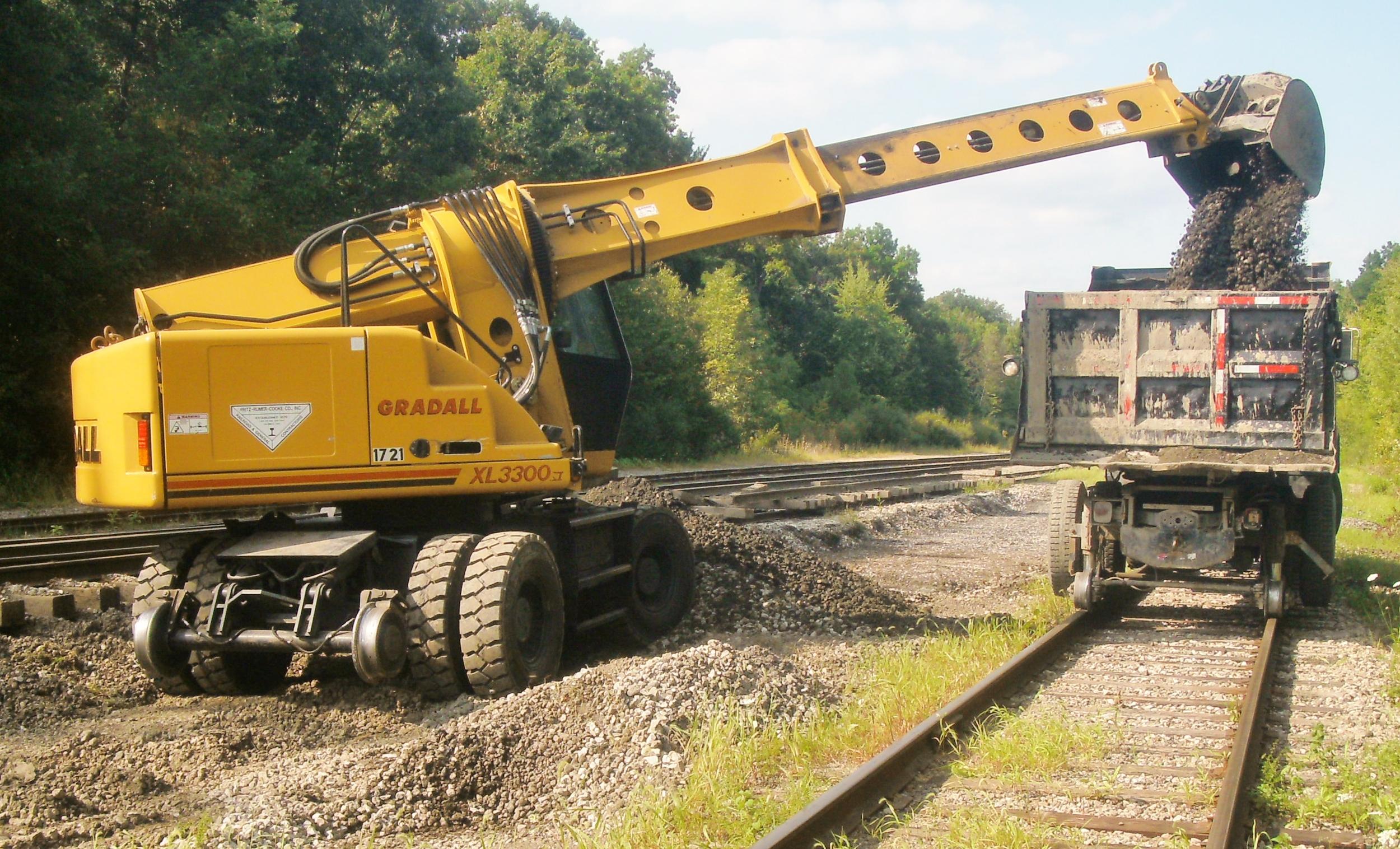 Excavation of roadbed, Lordstown, OH.JPG