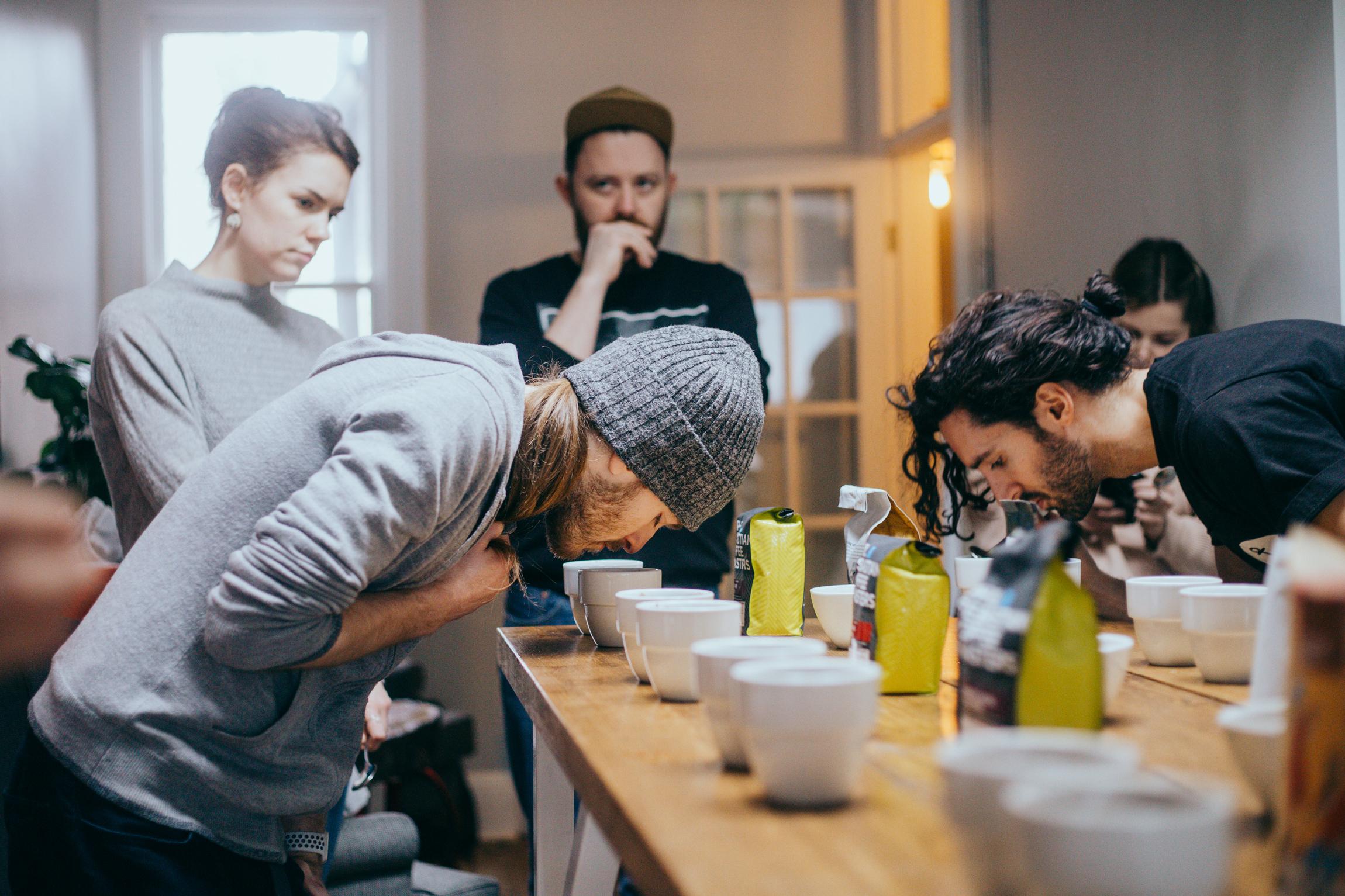 Boxcar Social - Coffee Cupping (Feb 17 2018) - Photo by Alexa Fernando @ajfernando - 55.jpg