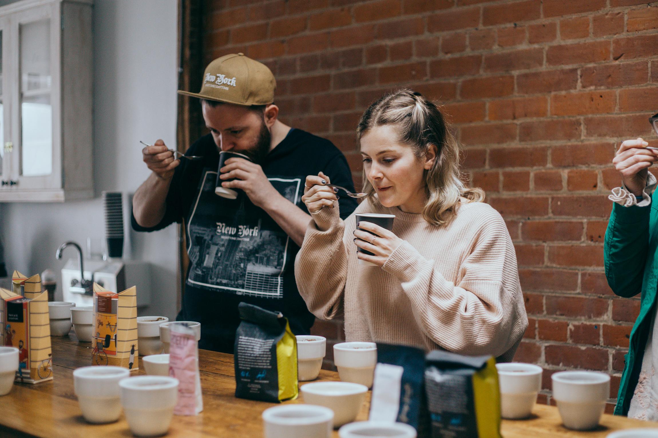 Boxcar Social - Coffee Cupping (Feb 17 2018) - Photo by Alexa Fernando @ajfernando - 62.jpg