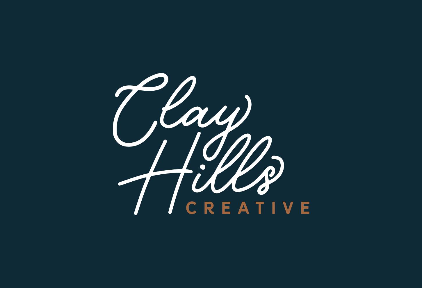 Clay Hills Creative •   Brand & Identity