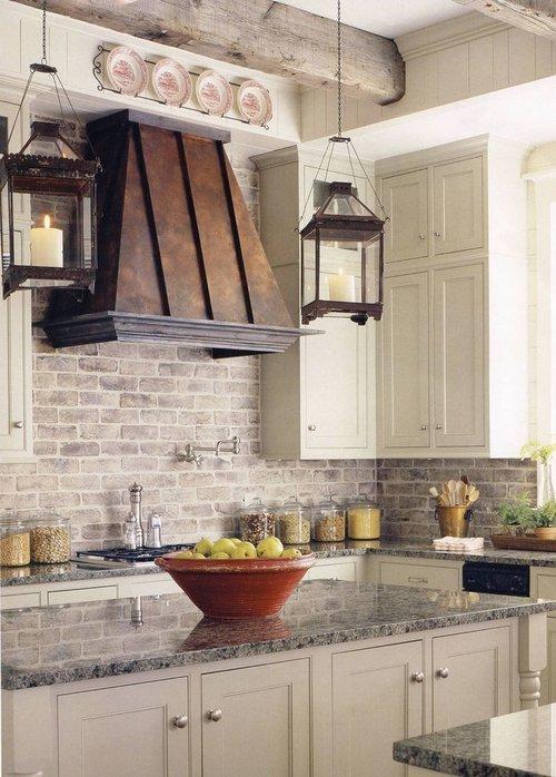 Instead Of Subway Tile Kitchen Backsplash Ideas Hurd Honey
