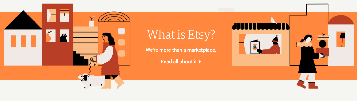 We started on Etsy, and it has been a wonderful platform. If this is your first time selling online we highly recommend Etsy!
