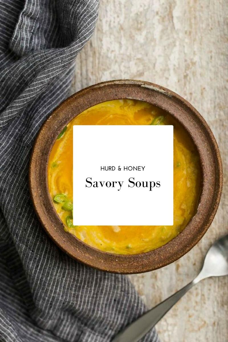 TURMERIC SWEET POTATO SOUP